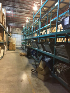 WAREHOUSE RACKING  FURTHER REDUCED!!!