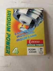 Subaru WRX Turbo 2002-2005 Denso Iridium Spark plugs