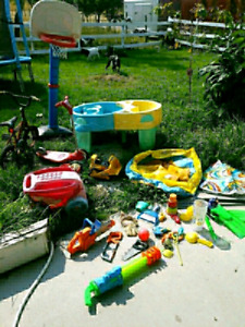 Outdoor toddler toys 2-5 year old LOT SALE $70 TAKES