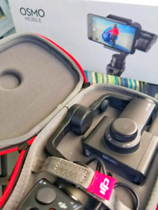 DJI Osmo Mobile - NEW with extras and Gopro adapter