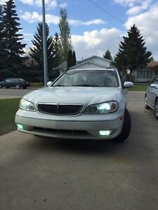 Infinti 2001 fully loaded
