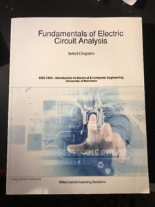 BRAND NEW TEXTBOOK FOR ENG 1450
