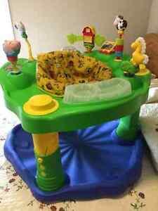 Play saucer