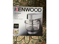 New in sealed box kenwood chef potato peeler attachment