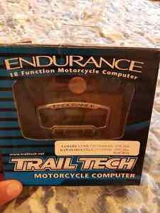 Trail tech 18 function computer for yamaha and kawasaki