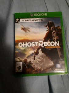 Ghost Recon Wildlands Xbox 25$ OBO