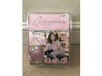 Bebitza Antibacterial Breast Feeding Blanket - Pink