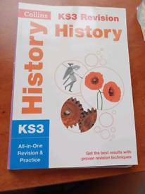 KS3 Revision History ( Collins)