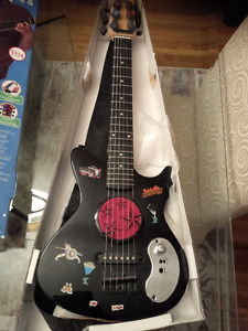 Kids starter electric guitar