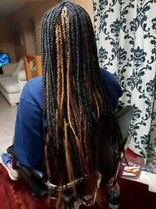 Afro Caribbean/African Hair Braiding,Weaves,Dreadlocks,Twists, Downtown-West End Greater Vancouver Area image 2