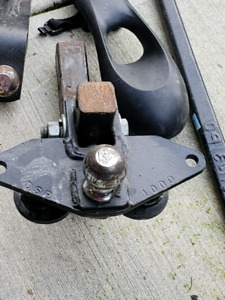 Equalier Trailer Hitch