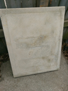 Large Paver - approx 2ft X 2.5ft
