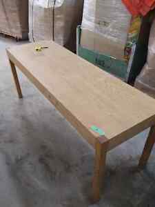 Solid Wood Table Kawartha Lakes Peterborough Area image 1