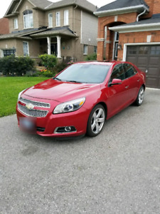 2013 Chevrolet Malibu LTZ Turbo 2.0L