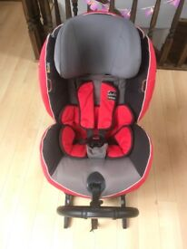 BeSafe iZi Combi Isofix or belted child car seat (rear and forward facing)
