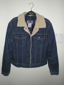 6 DIFFERENT STYLE JEAN JACKETS FOR SALE - $49.99 EACH