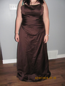 3 bridesmaid dress