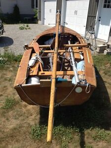 national e sailboat for sale or trade. must sell. Kingston Kingston Area image 3