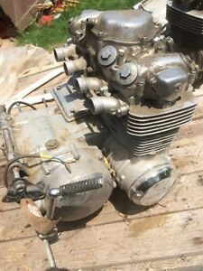 Honda CB500 Engine Transmission