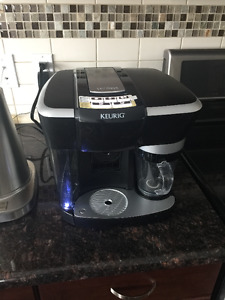 Barely used Keurig RIVO coffee/capuccino maker