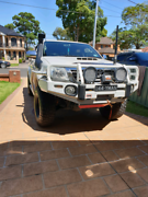 MY10 TOYOTA HILUX SR5 DUALCAB Georges Hall Bankstown Area Preview
