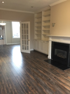 Large 3-bedroom apartment available Sept. 1