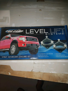 Leveling kit for ford