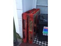 2 wooden pallets (free to collect)