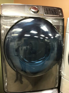 """27"""" SAMSUNG FRONT LOAD STAINLESS S. DRYER"""