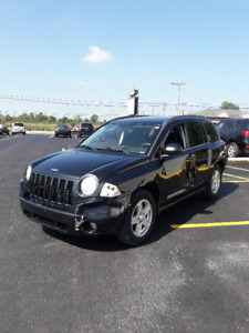 2008 Jeep Compass 4x4 SUV, Crossover