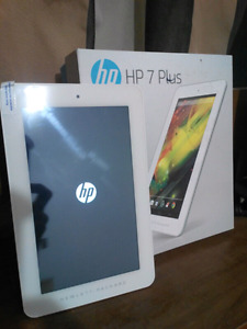 "HP 7 Plus 7""Display, Dual Camera, 8GB, Quad Core Android Tablet"