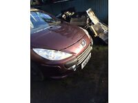 Peugeot 307 1.6 hdi ( for parts )
