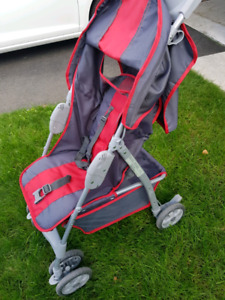Avalon lightweight stroller