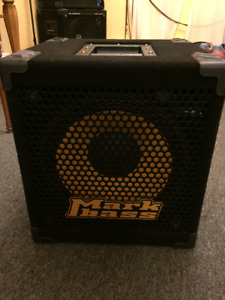MARKBASS New York 121 Bass Cabinet w Speaker Cable
