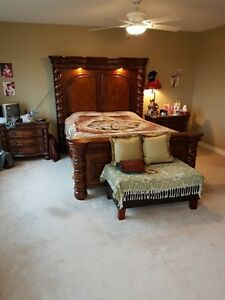 Master Bed Room Suite
