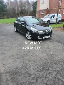 *For Sale Renault Clio Mk4 1.2 NEW MOT!!!