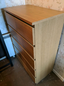 drawers great condition