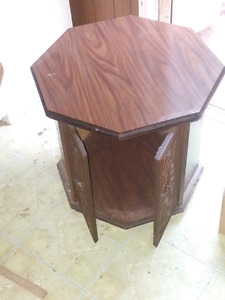 1970s end table