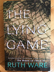 """The Lying Game"" by Ruth Ware"