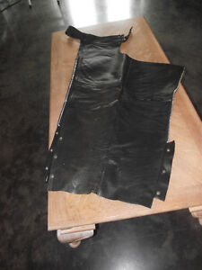 Motorcycle Chaps - 2 pairs