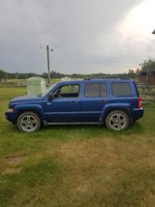 2009 Jeep Patriot North Edition