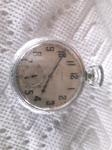 1926 Eljin Pocket Watch