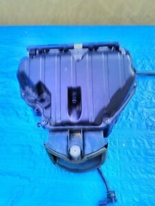 KAWASAKI ZX6R 2007-2008 AIR BOX COMPLETE FUEL INJECTION RACK