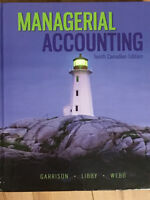 ADM2223 Managerial Accounting