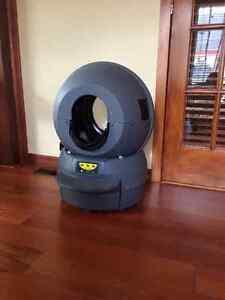 Litiere automatique Litter Robot 2 + bulle grise garanti 4 ans