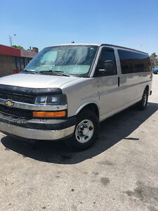 2009 Chevrolet Express LX Van (EXTENDED) Excellent Condition