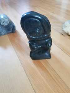 Inuit art personnage