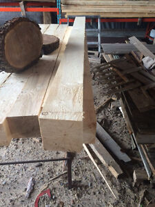 ROUGH CUT LUMBER FOR SALE     SQUARE  POST    BOARDS