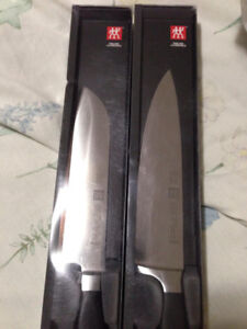 BNIB - ZWILLING J.A. HENCKELS   CHEF KNIFE - (VANCOUVER)