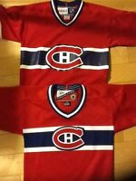 Montreal Canadiens jerseys youth